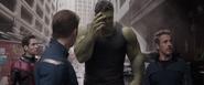 Hulk Embarrassed