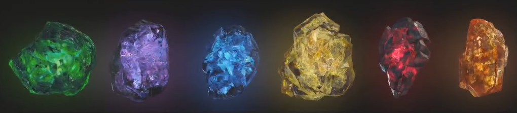 Камни бесконечности