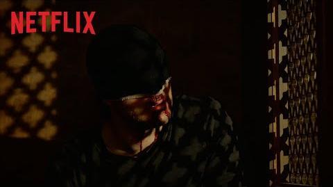 Marvel - Daredevil Temporada 3 Confesionario HD Netflix