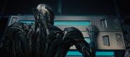 Ultron observa el Arca