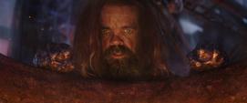 Eitri es testigo de la creación del Rompetormentas