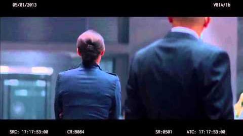 "Marvel's ""Captain America The Winter Soldier"" - Deleted Scene 1"