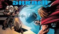 Odín envía a Thor a la Tierra