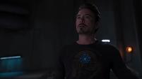 Stark deduce que Loki está en la Torre Stark