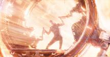 Thor activa la fragua