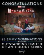 WandaVision Emmy-