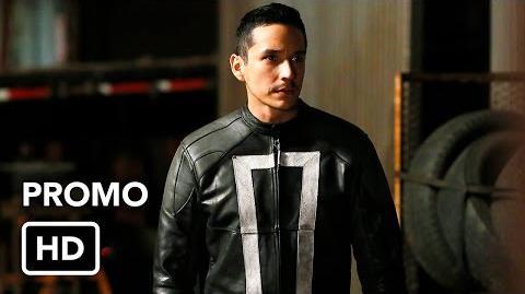 "Marvel's Agents of SHIELD Season 4 ""Vengeance"" Promo (HD) Ghost Rider"