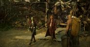 Peter Gamora y Drax se van con Ego