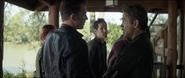 Rogers intenta convencer a Stark