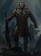 Thor The Dark World 2013 concept art 18
