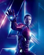 AIW - Póster sin texto de Iron Man