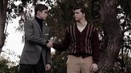 Malick hace una promesa con Nathaniel