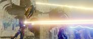 Vision Iron Man y Thor VS Ultron