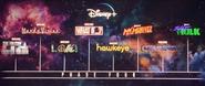 Fase Cuatro - Programación Disney Plus
