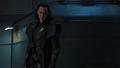 Loki discute con Coulson
