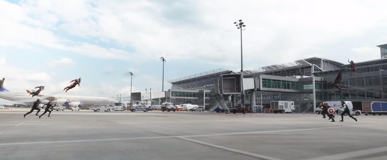 Aeropuerto de Leipzig-Halle