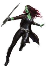 Infinity War - Promo de Gamora