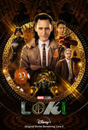 Loki Final Disney+ Poster