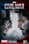 Captain America: Civil War Prelude Infinite Comic
