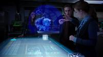Holograma del Acelerador de Particulas