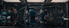 Los Vengadores se reunen despues del ataque de Ultron