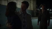Stark reunido con Carter y Jarvis