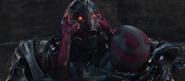 Ultron VS Vision