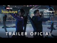 Hawkeye - Tráiler Oficial doblado - Disney+