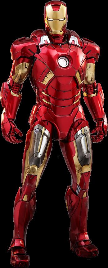 Armadura de Iron Man: Mark VII