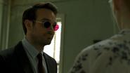 Murdock discute con Page del trabajo