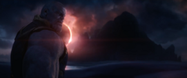 Thanos en Vormir