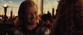 Thor recluta a los Tres Guerreros