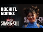 Xochitl Gomez Teases Her Role as America Chavez - Marvel Studios' Shang-Chi Red Carpet LIVE