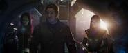 Star-Lord Gamora Mantis Drax IW