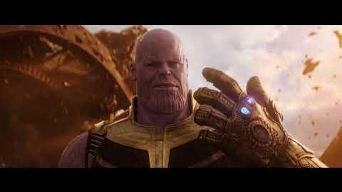 Vengadores Infinity War de Marvel Anuncio 'Ya en cines' HD