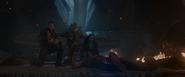 Groot protege al equipo