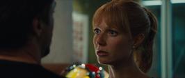 Potts es nombrada Directora por Stark