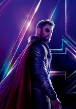AIW - Póster sin texto de Thor