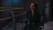 Romanoff habla con Loki