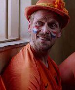 Dutch Soccer Hooligan 2