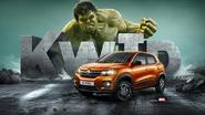 Renault Kwid Hulk Image