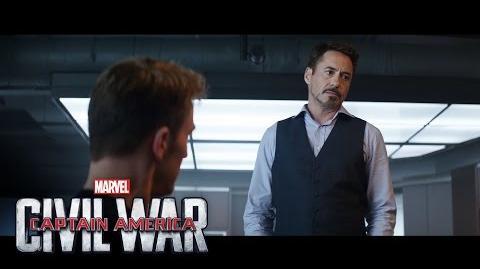 Right to Choose - Marvel's Captain America Civil War