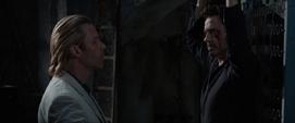 Stark reunido con Aldrich Killian