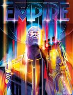 AIW Empire - Thanos Portada