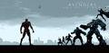 Bluray Box - Avengers AoU