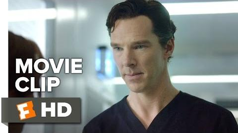 Doctor Strange Movie CLIP - The Strange Policy (2016) - Benedict Cumberbatch Movie