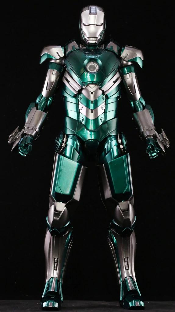 Armadura de Iron Man: Mark XXXI