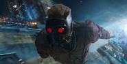 Star-Lord escapa de prisión