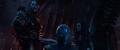Thanos perdona a Nebula