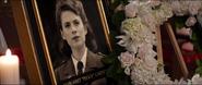 Fotografía de Carter en su funeral